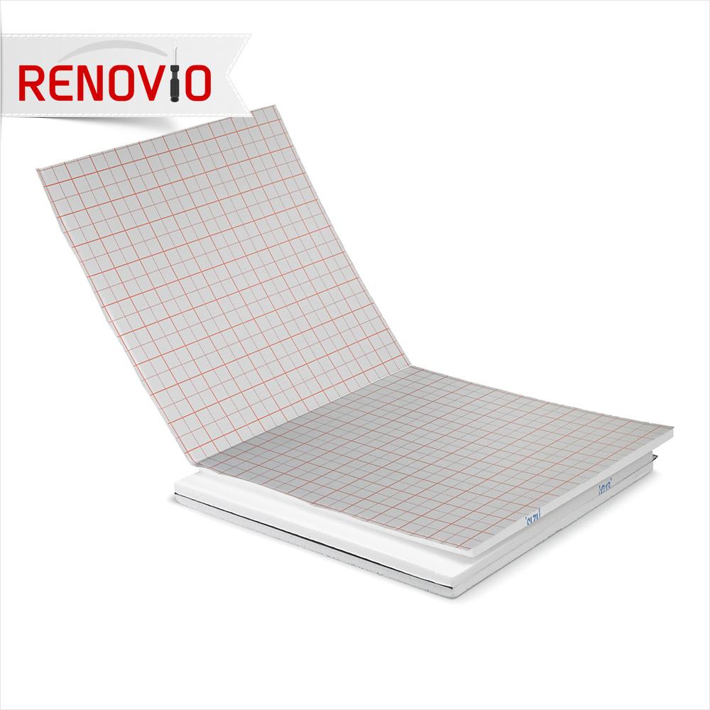 fu bodenheizung tacker faltplatte 30 3 wlg 045 10 m. Black Bedroom Furniture Sets. Home Design Ideas